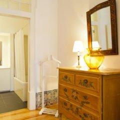 Отель Charming Santos Португалия, Лиссабон - отзывы, цены и фото номеров - забронировать отель Charming Santos онлайн сейф в номере