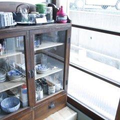 Tokyo Hikari Guesthouse - Hostel Токио удобства в номере