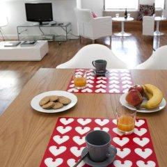 Апартаменты Lisbon Serviced Apartments - Bairro Alto питание