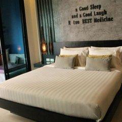 Отель The House Patong 3* Улучшенный номер с различными типами кроватей фото 2