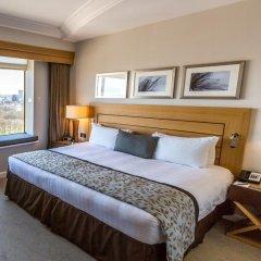 Отель London Hilton on Park Lane 5* Стандартный номер с различными типами кроватей фото 3