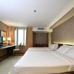Отель Bangkok City Suite Бангкок комната для гостей фото 5