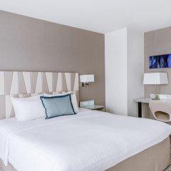 Отель Courtyard by Marriott Munich City Center 4* Номер Делюкс с различными типами кроватей