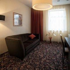 Парк Отель 4* Номер Делюкс с различными типами кроватей фото 4