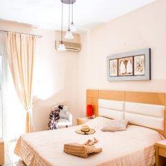 Potos Hotel 3* Стандартный номер с различными типами кроватей фото 8