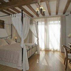 Отель Es Trull de Can Palau Люкс с различными типами кроватей