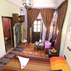Отель Riad Atlas Prestige Стандартный номер с различными типами кроватей фото 13