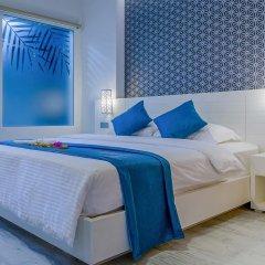 Отель Velana Beach 3* Улучшенный номер с различными типами кроватей