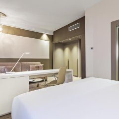 Отель NH Milano Touring 4* Полулюкс разные типы кроватей фото 9