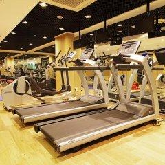 Centermark Hotel фитнесс-зал фото 2