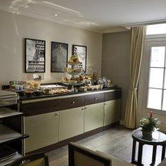 Отель Sevres Montparnasse питание фото 2