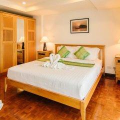 Отель Searidge Hua Hin By Salinrat Полулюкс с различными типами кроватей фото 6