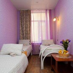 Marusya House Hostel Стандартный номер с двуспальной кроватью фото 7