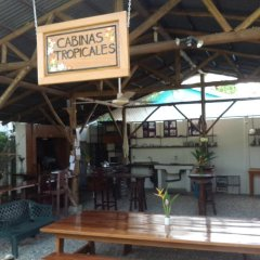 Отель Cabinas Tropicales Puerto Jimenez Ринкон питание фото 2