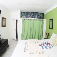 Отель Bourbon Beach Jamaica Стандартный номер с различными типами кроватей
