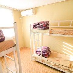 YaKorea Hostel Dongdaemun Кровать в женском общем номере с двухъярусной кроватью фото 3