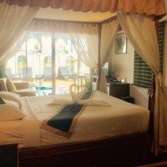 Orchid Hotel and Spa 3* Номер Делюкс с двуспальной кроватью фото 11