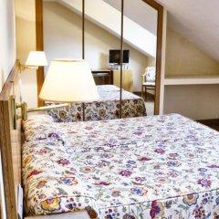 Отель Villa De Llanes 3* Стандартный номер с различными типами кроватей фото 3