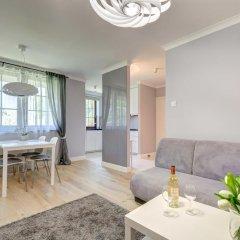 Апартаменты Dom & House - Sopot Apartments Сопот комната для гостей фото 4