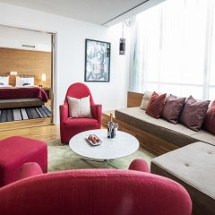 First Hotel G 4* Стандартный номер с различными типами кроватей фото 5