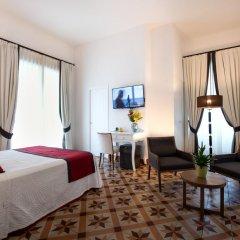 Отель Amalfi Luxury House 2* Люкс с различными типами кроватей фото 7
