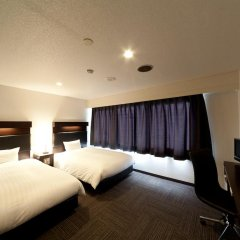 Отель Sunline Hakata Ekimae 3* Номер Делюкс фото 6