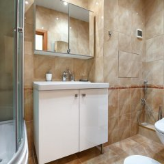 Апартаменты Miracle Apartments Арбатская Улучшенные апартаменты с разными типами кроватей фото 20