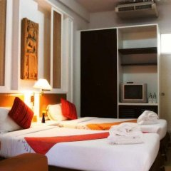 Отель S2s Boutique Resort Bangkok Бангкок комната для гостей фото 3