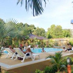 Отель Peaceful Resort Koh Lanta Ланта бассейн