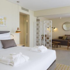 Ozadi Tavira Hotel 4* Люкс с различными типами кроватей фото 3