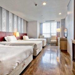Ramada Hotel and Suites Seoul Namdaemun 4* Номер Делюкс с различными типами кроватей фото 2