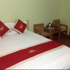 Duc Hieu Hotel 2* Улучшенный номер с различными типами кроватей фото 2