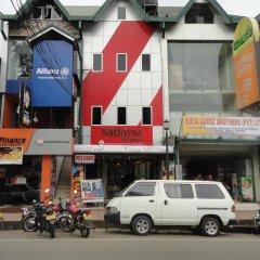 Отель New Nuwara Eliya Inn парковка
