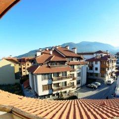 Отель Eagles Nest Aparthotel Болгария, Банско - отзывы, цены и фото номеров - забронировать отель Eagles Nest Aparthotel онлайн балкон