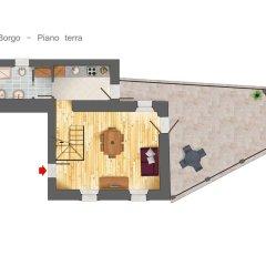 Отель Albergo Diffuso Polcenigo P.Lacchin Апартаменты