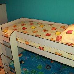 Хостел FoxHole Кровать в общем номере двухъярусные кровати фото 7
