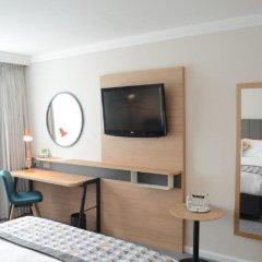 Отель Holiday Inn Southampton Великобритания, Саутгемптон - отзывы, цены и фото номеров - забронировать отель Holiday Inn Southampton онлайн удобства в номере