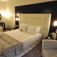 Surmeli Ankara Hotel 5* Люкс разные типы кроватей фото 10