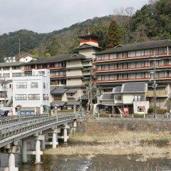 Отель Misasa Yakushinoyu Mansuirou Мисаса фото 2