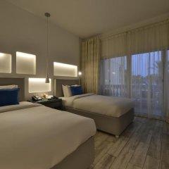 Отель Sealine Beach - a Murwab Resort 5* Номер Делюкс с различными типами кроватей фото 2