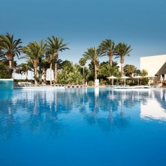 Отель Robinson Club Jandia Playa - Adults Only бассейн