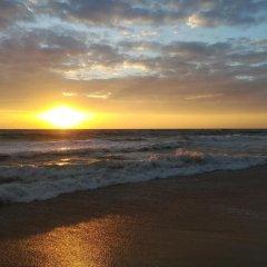 Отель Sunrise Beach Inn Шри-Ланка, Пляж Golden Mile - отзывы, цены и фото номеров - забронировать отель Sunrise Beach Inn онлайн пляж фото 2