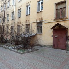 Dvorik Mini-Hotel Номер категории Эконом с различными типами кроватей фото 3