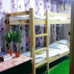 Хостел Полянка на Чистых Прудах Кровать в общем номере с двухъярусной кроватью фото 10