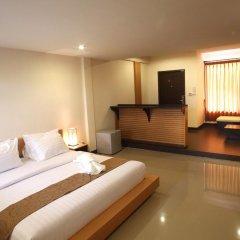 Hotel La Villa Khon Kaen 3* Номер Делюкс с двуспальной кроватью фото 6