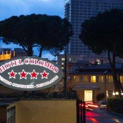 Cristoforo Colombo Hotel 4* Стандартный номер с различными типами кроватей фото 21