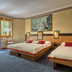 Hotel Babylon 5* Стандартный номер фото 8