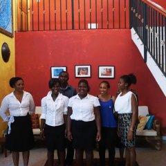 Апартаменты Accra Royal Castle Apartments & Suites Люкс фото 29