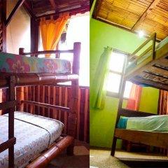 Guacamayo Hostel Pueblo комната для гостей фото 2