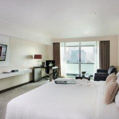 Отель Furama Silom, Bangkok 3* Номер Делюкс с разными типами кроватей
